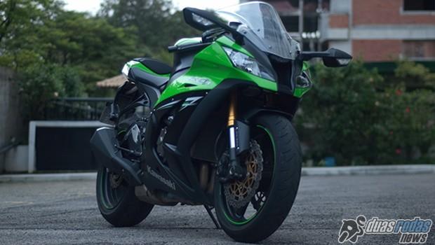 Kawasaki Ninja Zx 10r Duas Rodas Newsduas Rodas News